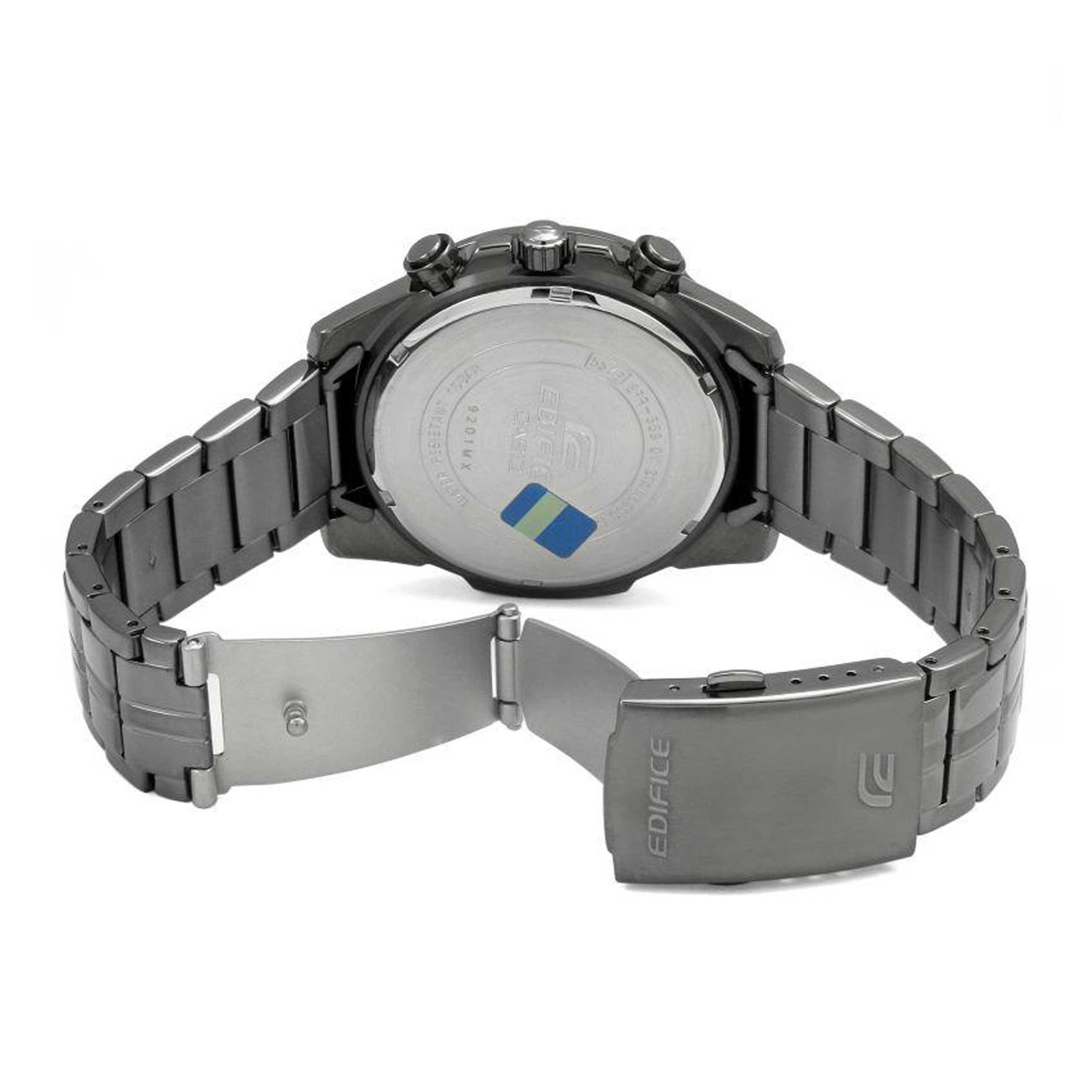 ساعت مچی عقربهای مردانه کاسیو مدل EFR-559GY-1AVUDF