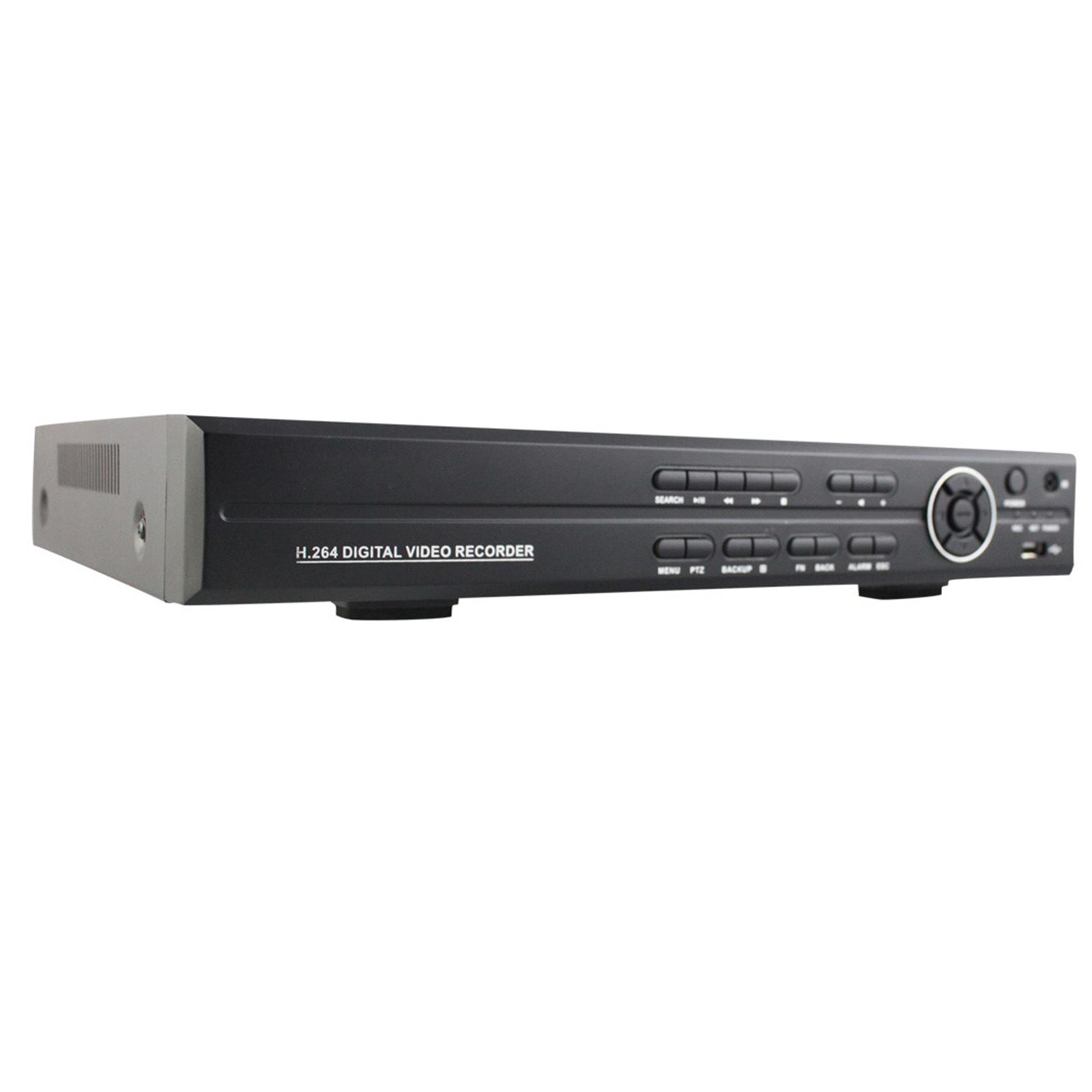 ضبط کننده ویدیویی تحت شبکه مدل AAC-N4V45