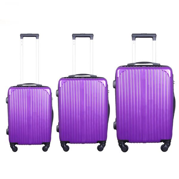 مجموعه سه عددی چمدان مدل 30013