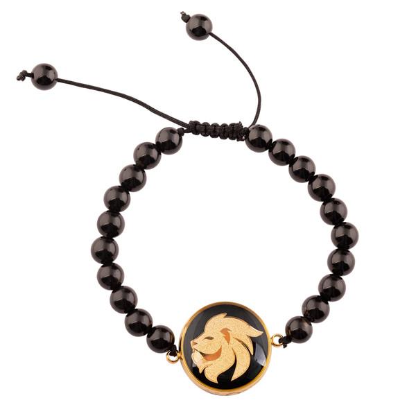 دستبند زنانه الون طرح ماه مرداد کد ONI101