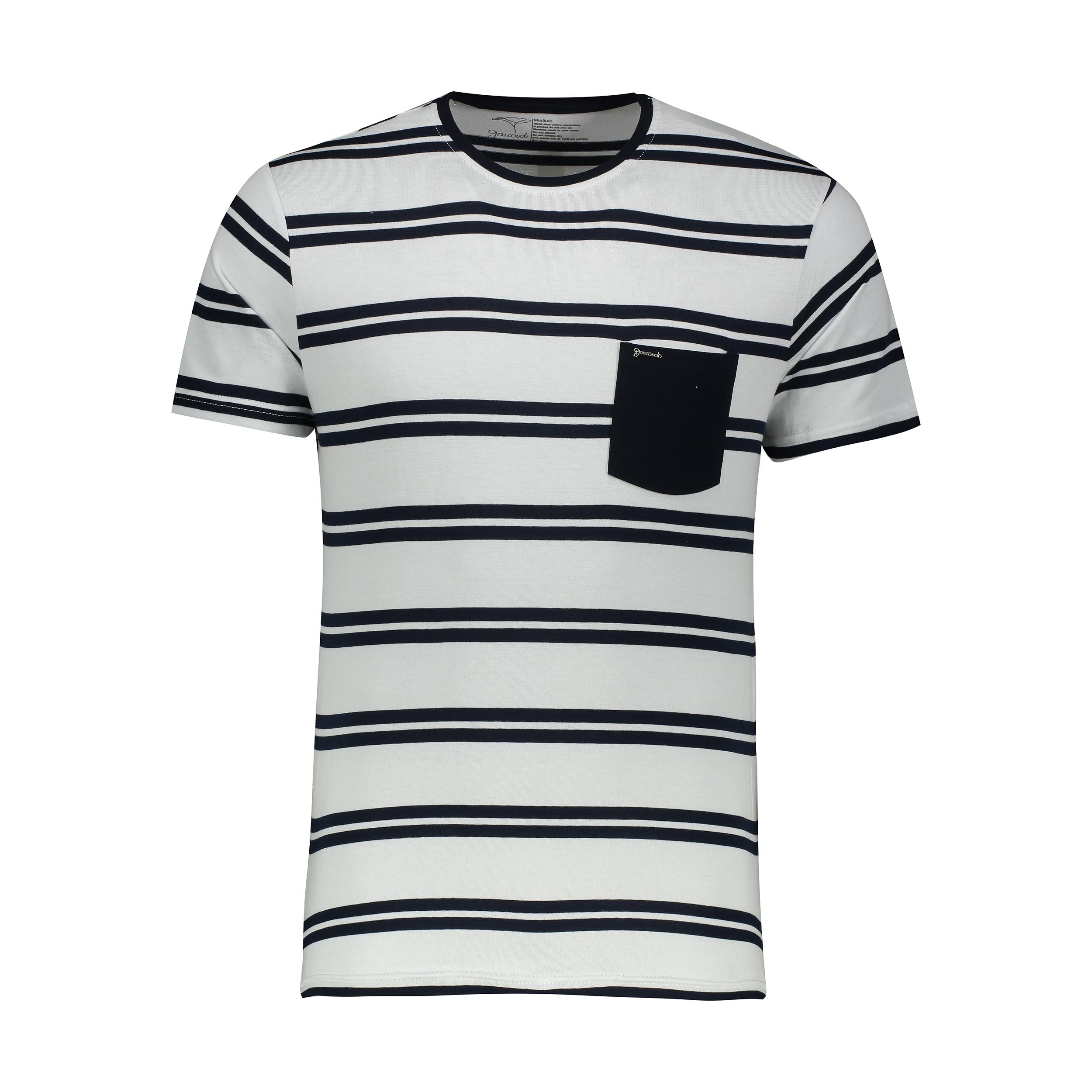 تی شرت مردانه گارودی مدل 1210315358-01