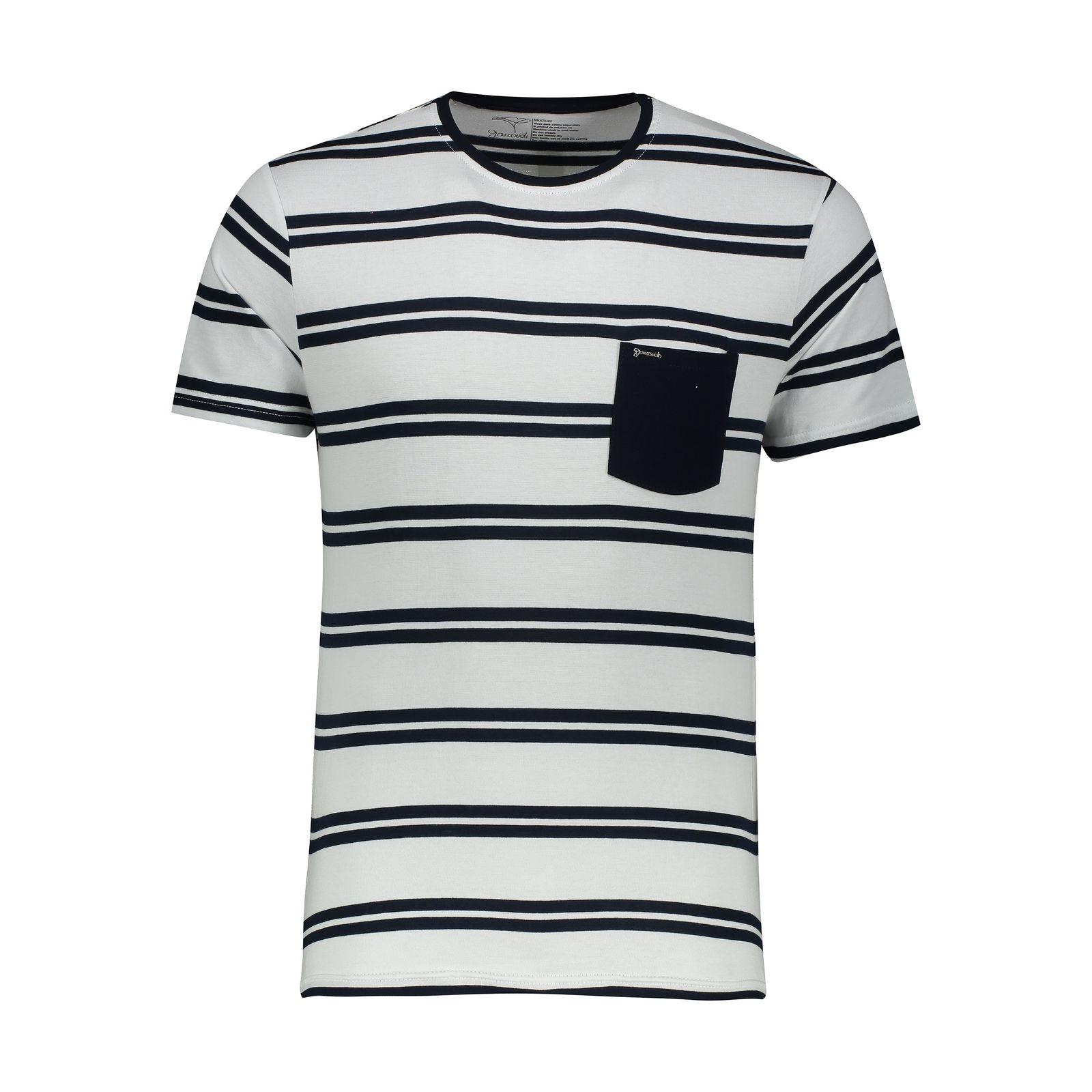 تی شرت مردانه گارودی مدل 1210315358-01 -  - 2