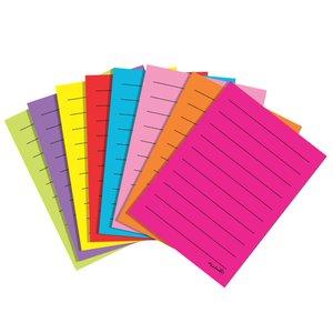 کاغذ یادداشت مستر راد مدل پیت کد BTS-1457 بسته 100 عددی