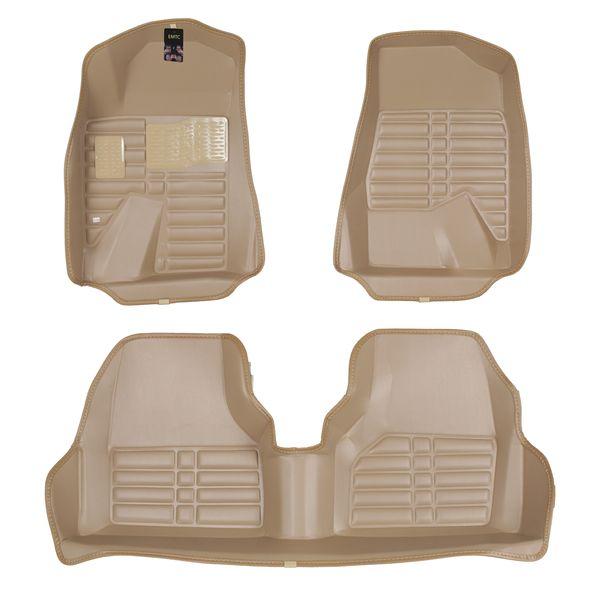 کفپوش سه بعدی خودرو ای ام تی سی مدل EMTC405 مناسب برای پژو پرشیا