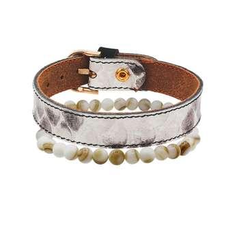 دستبند زنانه رزالیا مدل RBR-MW-L-1 مجموعه 2 عددی