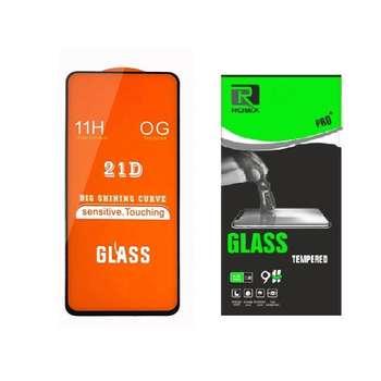 محافظ صفحه نمایش روبیکس مدل FLA12 مناسب برای گوشی موبایل سامسونگ Galaxy A12