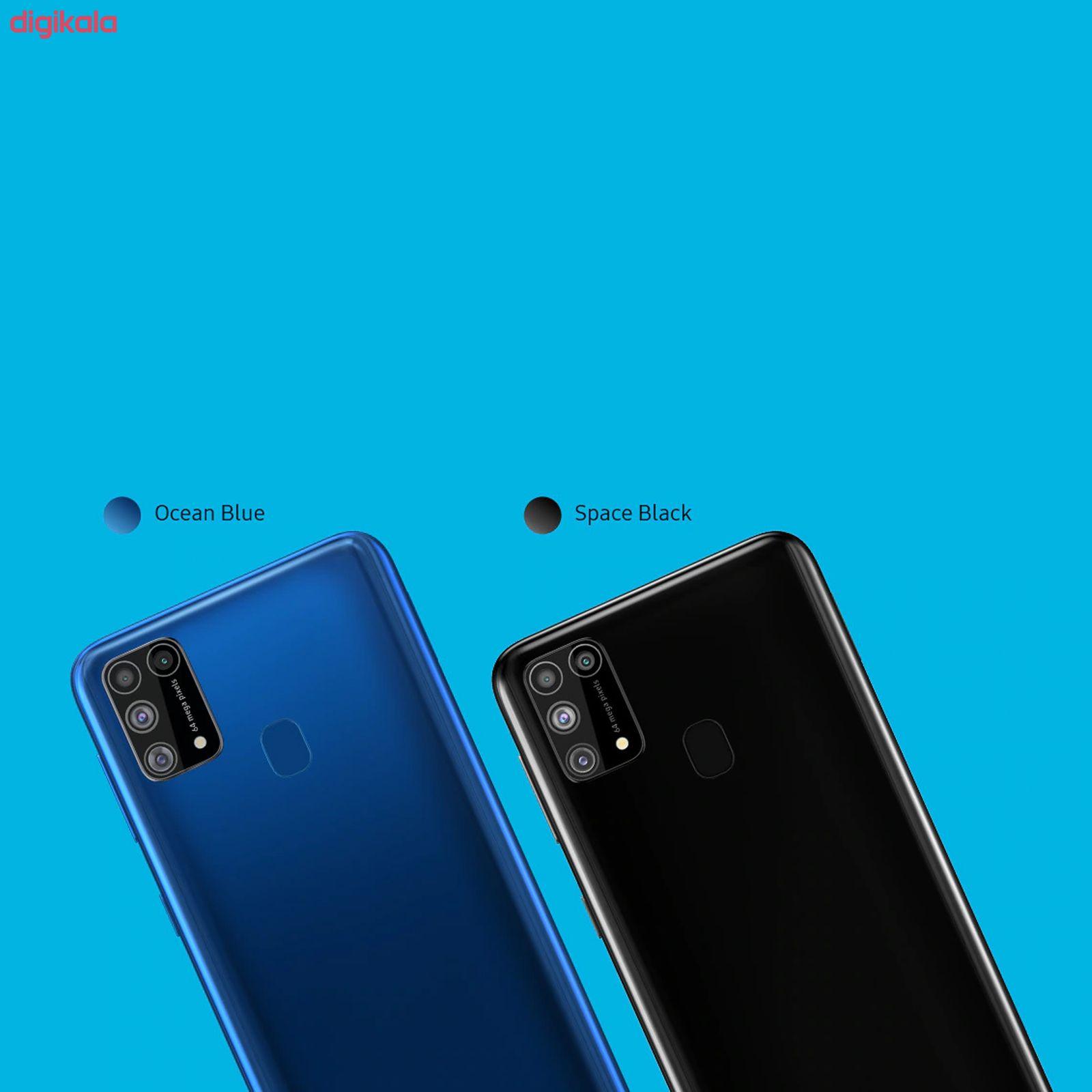 گوشی موبایل سامسونگ مدل Galaxy M31 SM-M315F/DSN دو سیم کارت ظرفیت 128گیگابایت  main 1 17
