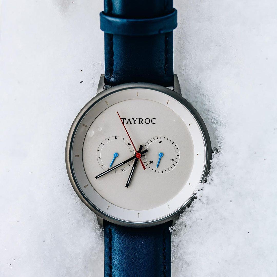 ساعت مچى عقربه اى تى روك مدل Holte