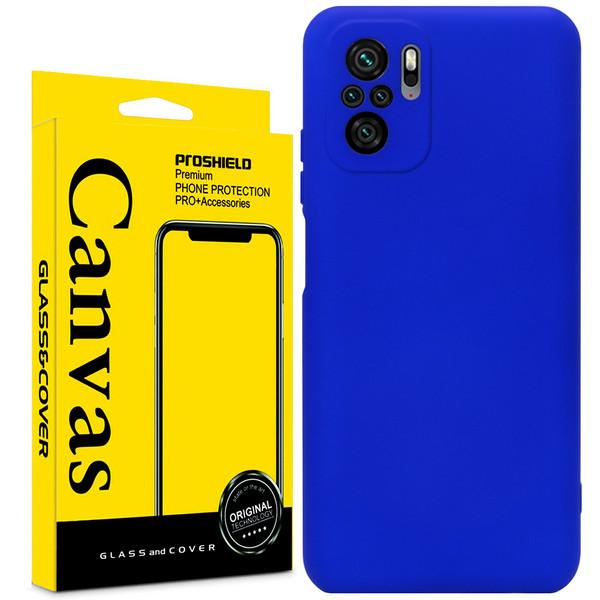 کاور کانواس مدل 3 SILICO مناسب برای گوشی موبایل شیائومی Redmi Note 10 / Redmi Note 10S
