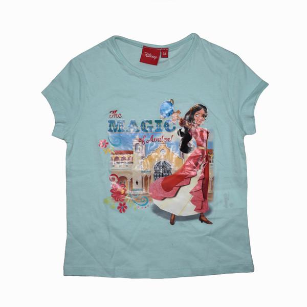 تی شرت آستین کوتاه دخترانه دیزنی مدل is004