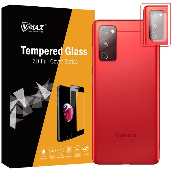 محافظ لنز دوربین وی مکس مدل VC2 مناسب برای گوشی موبایل سامسونگ Galaxy S20 Fe بسته دو عددی