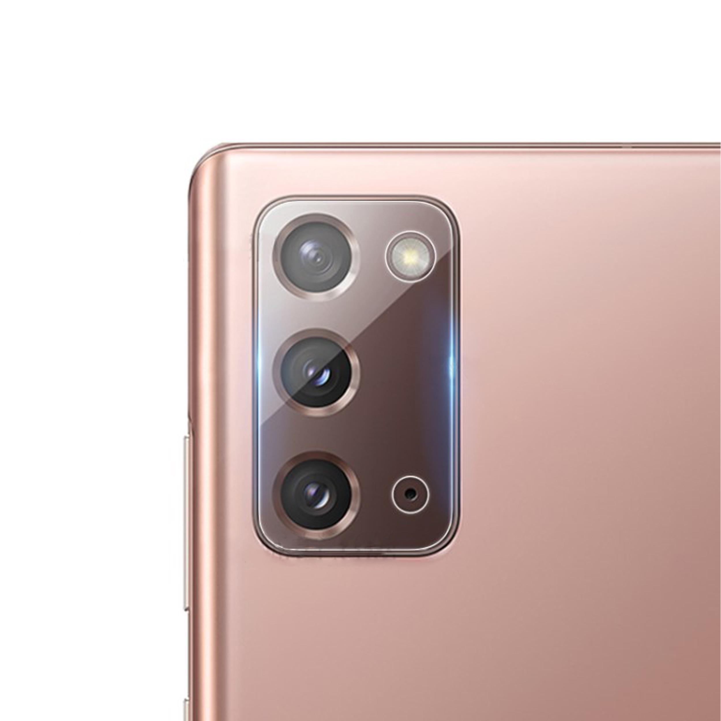 محافظ لنز دوربین سیحان مدل GLP مناسب برای گوشی موبایل سامسونگ Galaxy Note 20 main 1 2