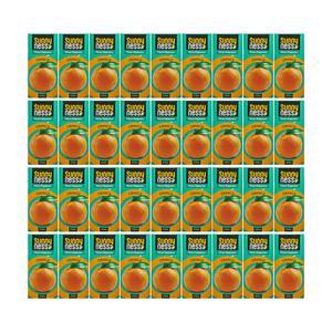 نوشیدنی بدون گاز پرتقال سانی نس - 200 میلی لیتر بسته 36 عددی