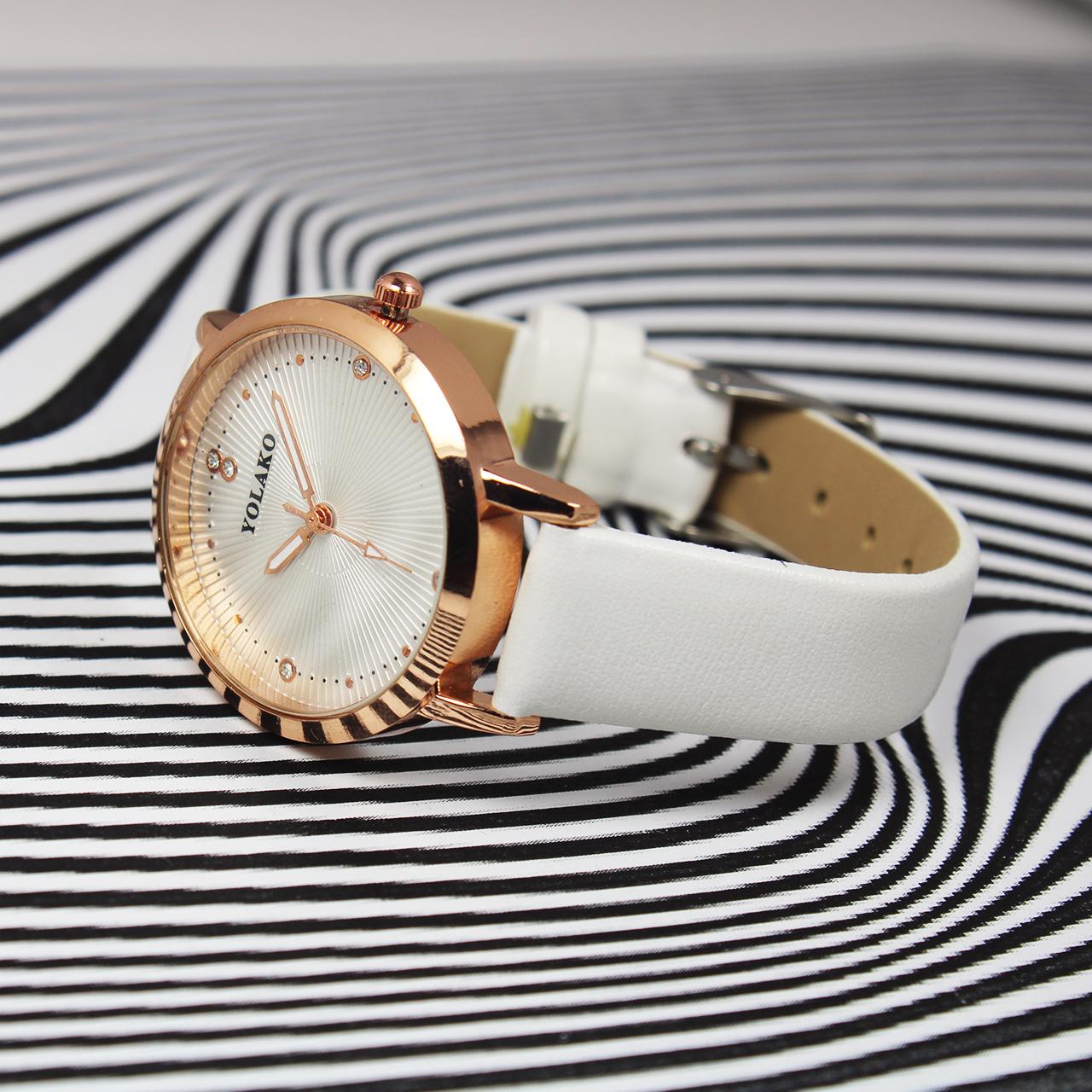 خرید و قیمت                      ساعت مچی  زنانه یولاکو مدل Yo-002