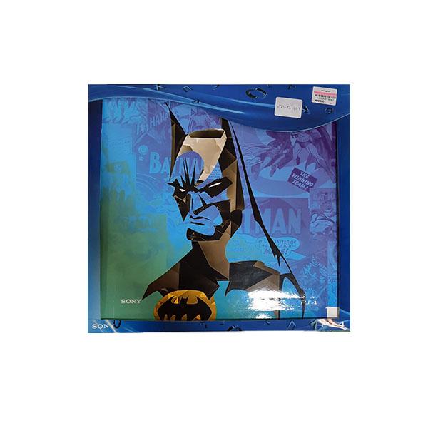 بررسی و {خرید با تخفیف} برچسب پلی استیشن ۴ سونی مدل SKIN PS4 SLIM BATMAN اصل