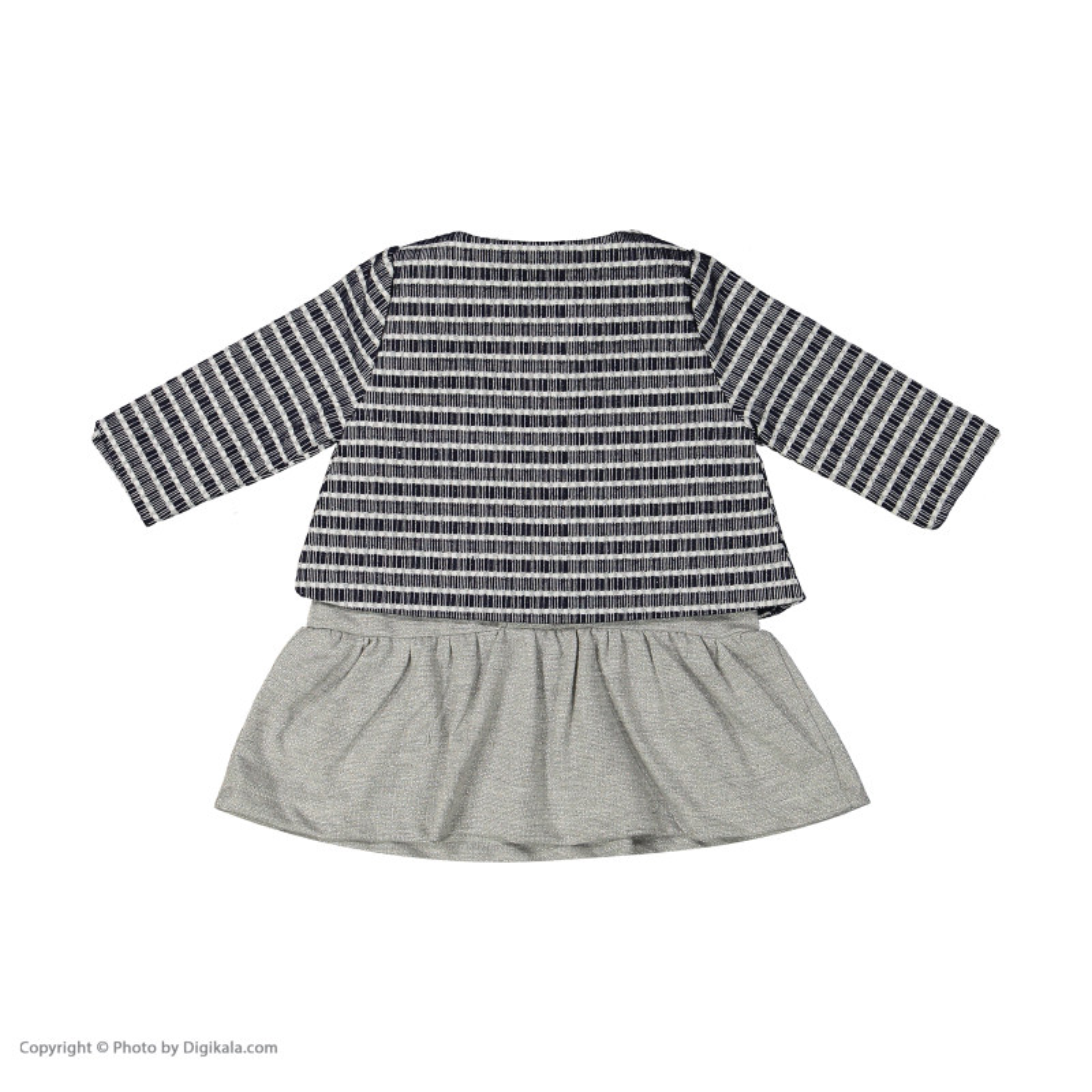 ست کت و پیراهن دخترانه فیورلا مدل 2091259-90