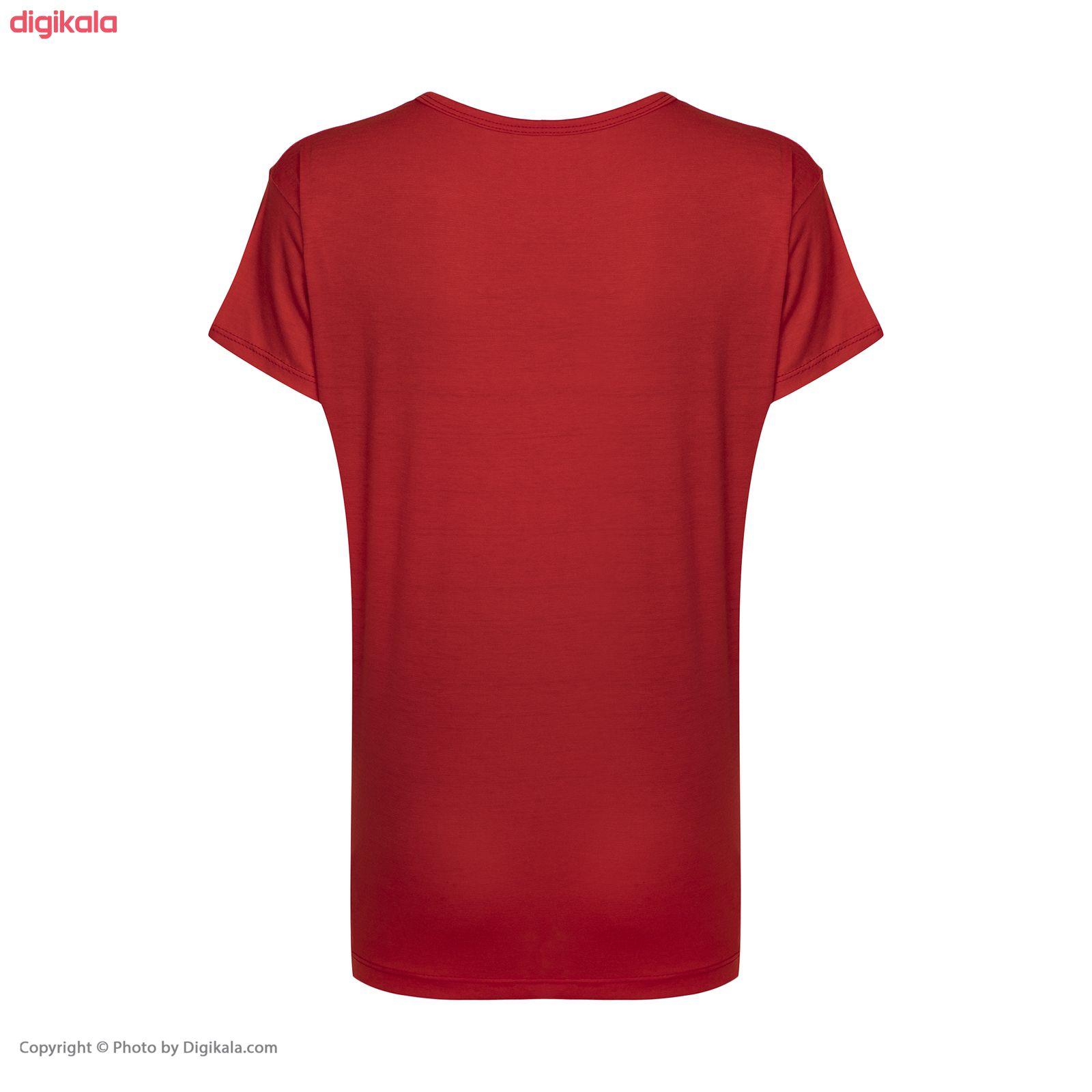 ست تی شرت و شلوار زنانه مدل SM06 main 1 7