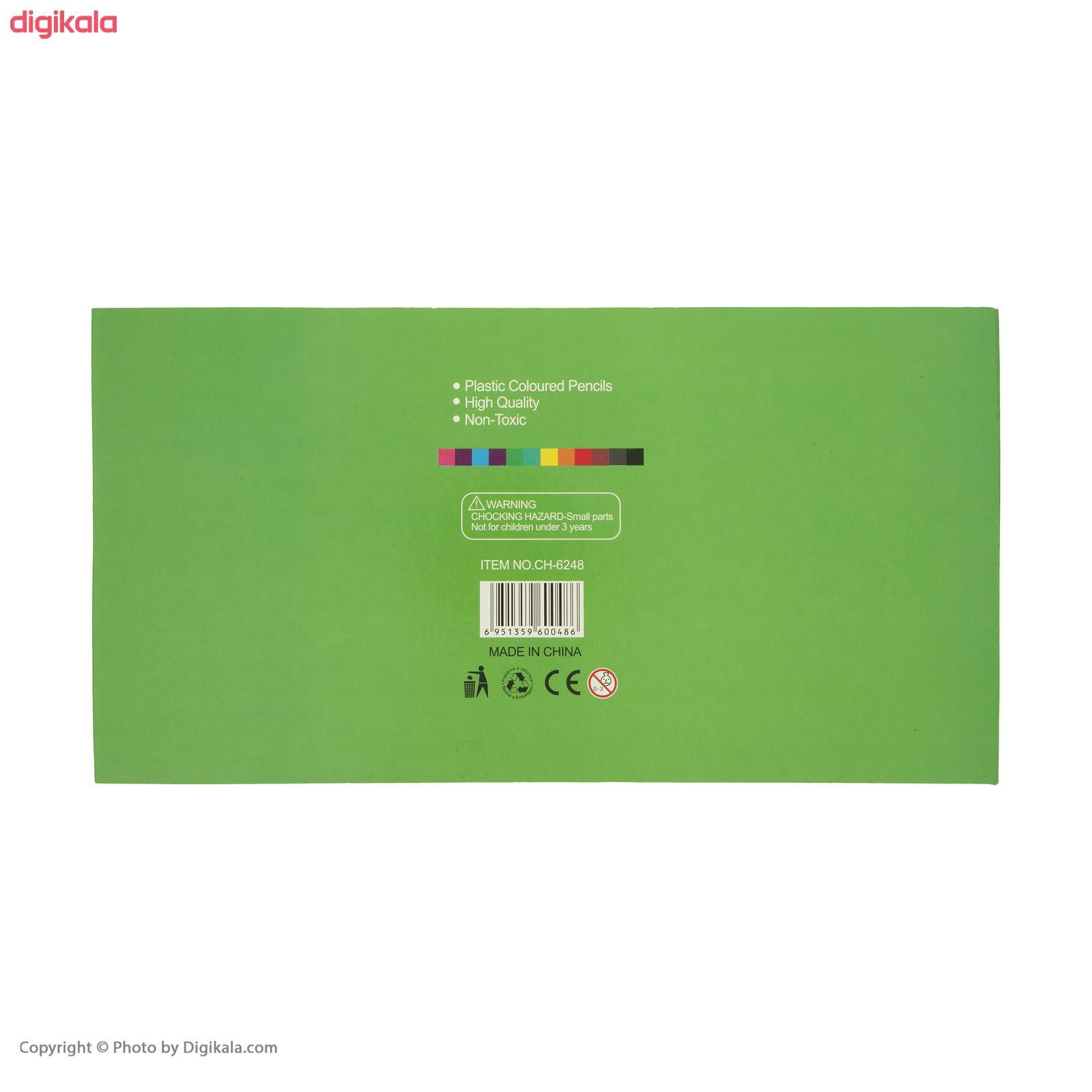 مداد رنگی 48 رنگ فنلوت مدل COLOR-48 main 1 9