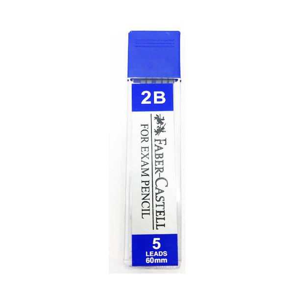نوک مداد نوکی0.7 میلی متری فابرکاستل مدل  For Exam Pencil