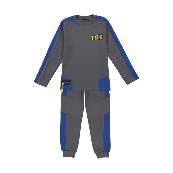 ست تی شرت و شلوار پسرانه تودوک مدل 2151165-93