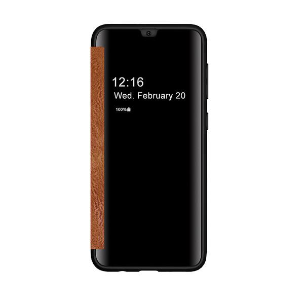 کیف کلاسوری هوآنمین مدل window مناسب برای گوشی موبایل شیائومی Redmi Note 8