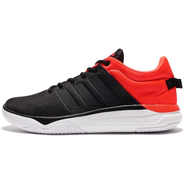 کفش دویدن مردانه آدیداس مدل Neo Black Orange