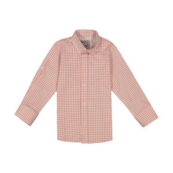 پیراهن پسرانه مونتلا مدل SM06