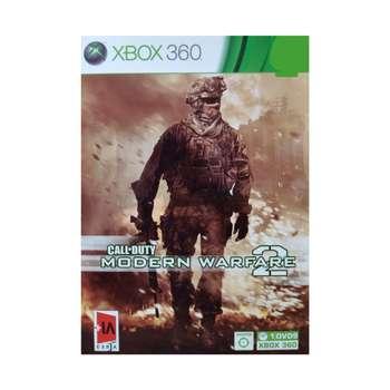 بازی کال آف دیوتی مدرن وارفار ۲ مخصوص Xbox 360