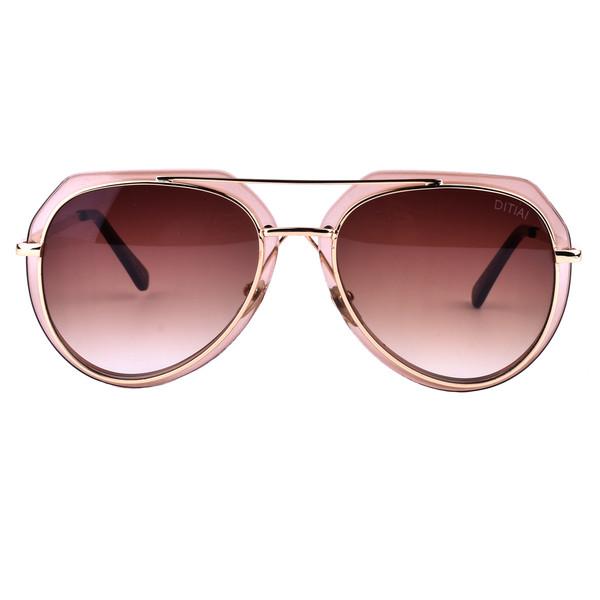 عینک آفتابی دیتیای مدل 2536DA68-GH