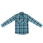 پیراهن پسرانه ناوالس کد R-20119-GN thumb