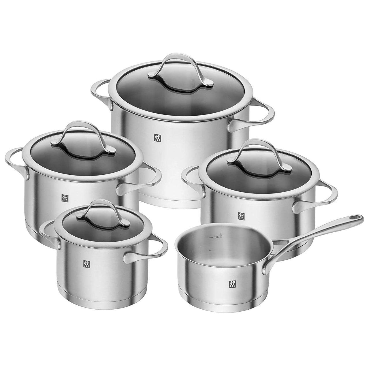 سرویس پخت و پز 9 پارچه زولینگ مدل Essence