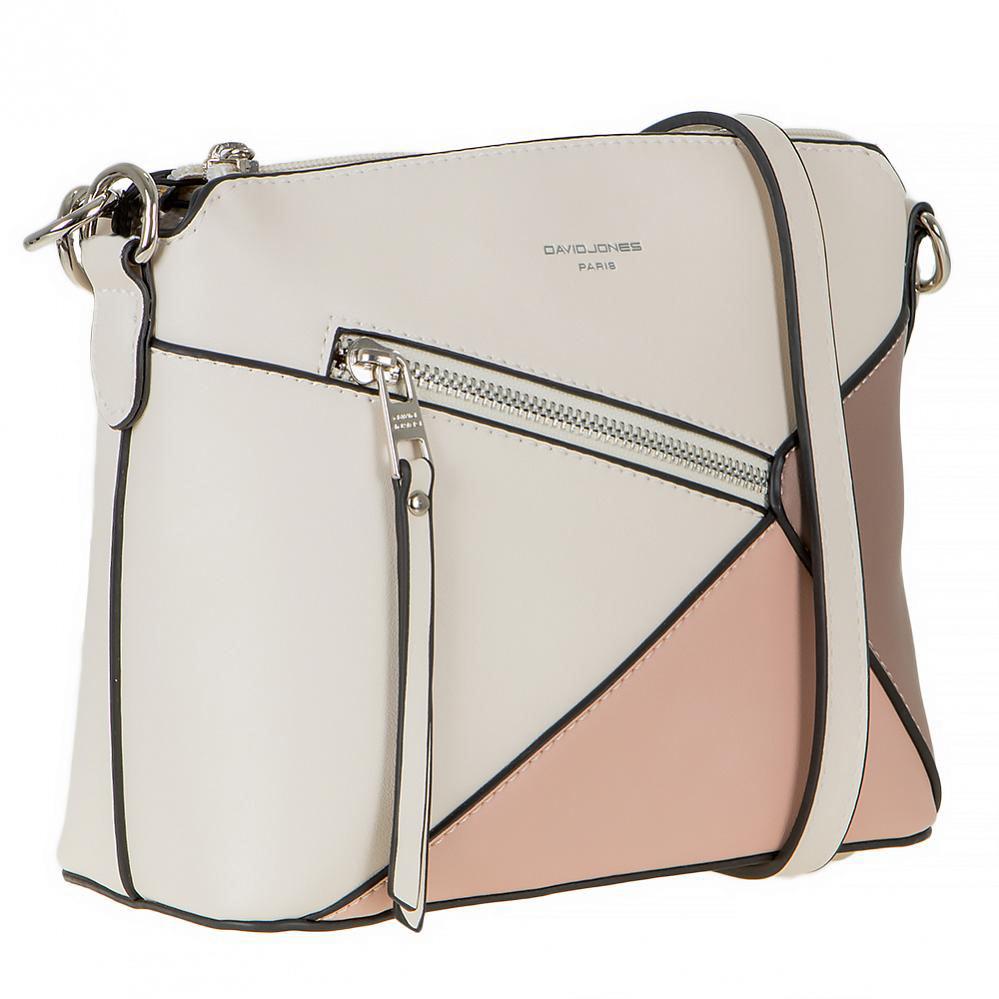 کیف رو دوشی زنانه دیوید جونز مدل 6294-1 -  - 4