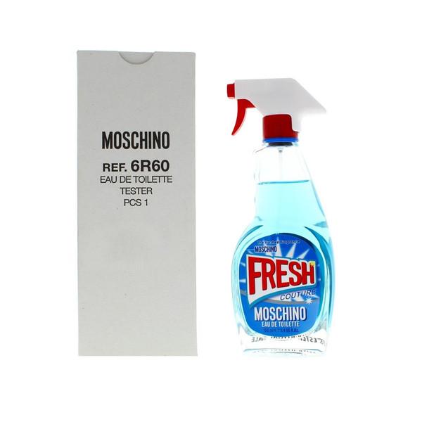 تستر ادو تویلت زنانه ماسکینو مدل Fresh Couture حجم 100 میلی لیتر