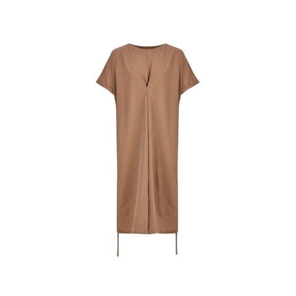 پیراهن زنانه بادی اسپینر مدل 2005 کد 1 رنگ قهوه ای