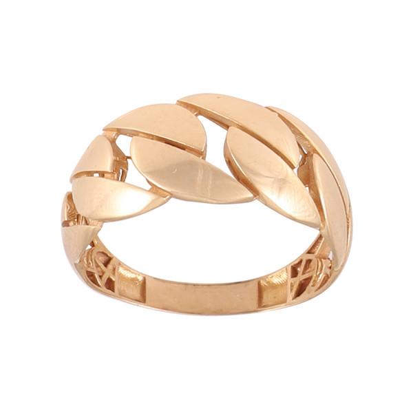 انگشتر طلا 18 عیار زنانه کد G771