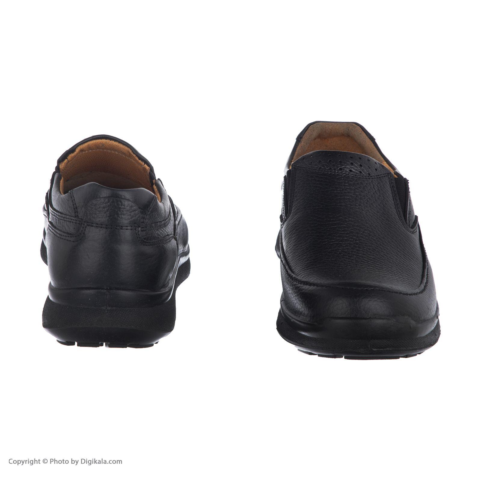 کفش روزمره مردانه آذر پلاس مدل 4401A503101 -  - 4