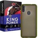 کاور کینگ پاور مدل M21 مناسب برای گوشی موبایل سامسونگ Galaxy A11 thumb