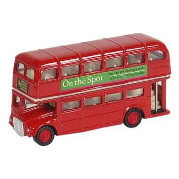 ماشین بازی ولی طرح اتوبوس کد 0199