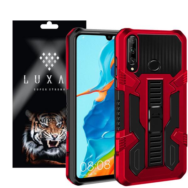 کاور لوکسار مدل kikstand-100 مناسب برای گوشی موبایل هوآوی P30 Lite