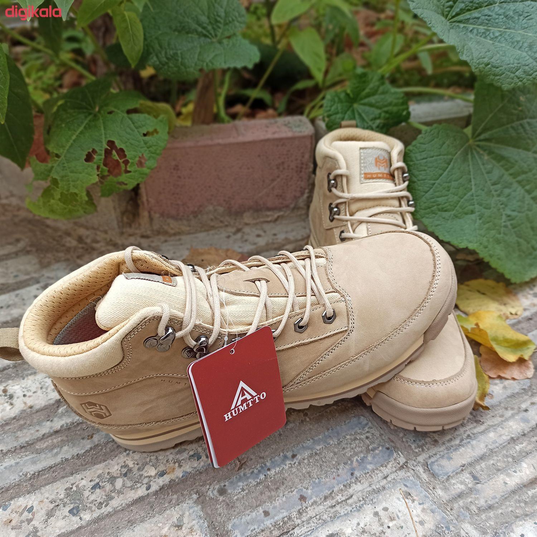 کفش کوهنوردی مردانه هامتو مدل 210568A-2 main 1 3