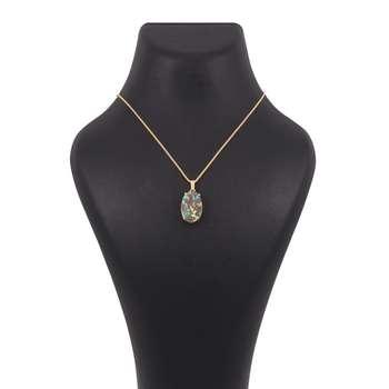 گردنبند طلا 18 عیار زنانه کد G677