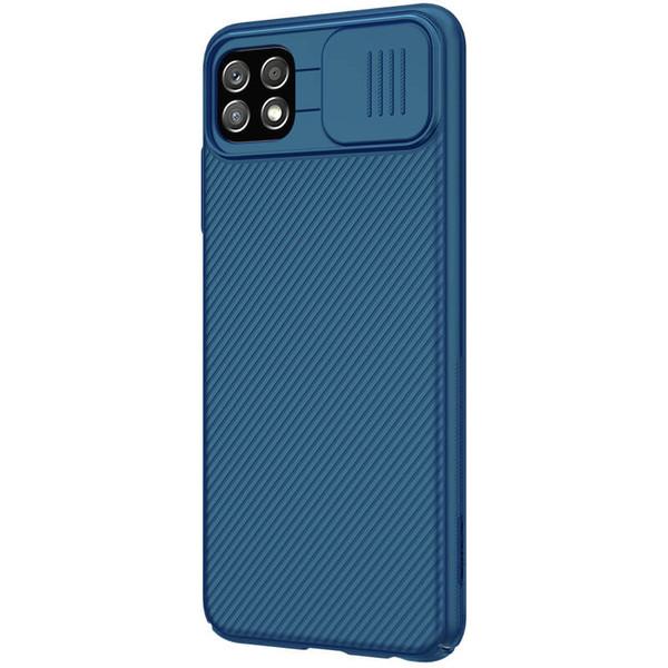 کاور نیلکین مدل CamShield مناسب برای گوشی موبایل سامسونگ Galaxy A22 5G