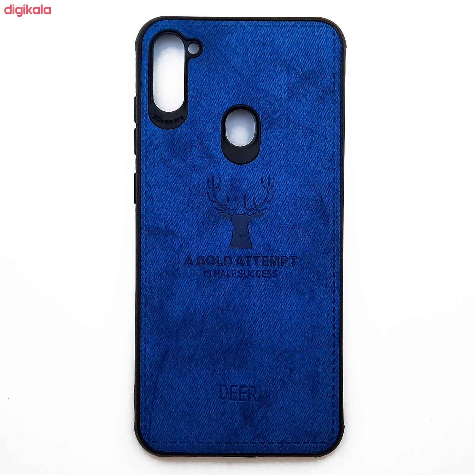 کاور مدل CO505 طرح گوزن مناسب برای گوشی موبایل سامسونگ Galaxy A11 main 1 8