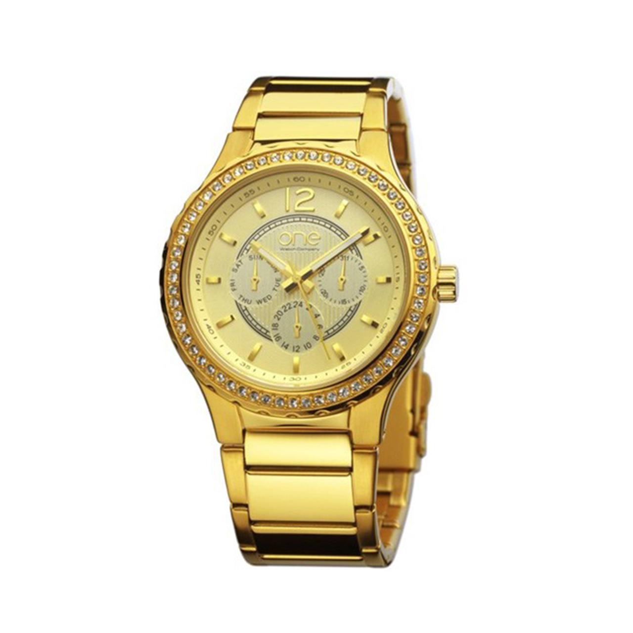 ساعت مچی عقربه ای زنانه وان واچ مدل OL4594DD31E