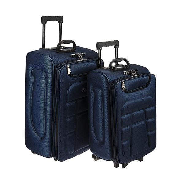 مجموعه 2 عددی چمدان مدل 1199