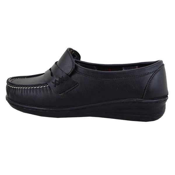 کفش طبی زنانه شهرام طب مدل مادر رنگ مشکی