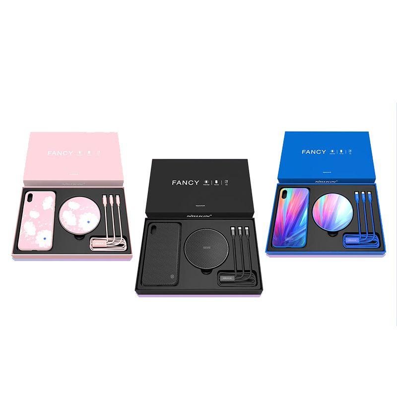 مجموعه لوازم جانبی نیلکین مدل Fancy 11 مناسب برای گوشی موبایل اپل Iphone 11  main 1 16