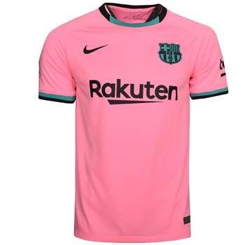 تی شرت ورزشی مردانه مدل بارسلونا کد third2021