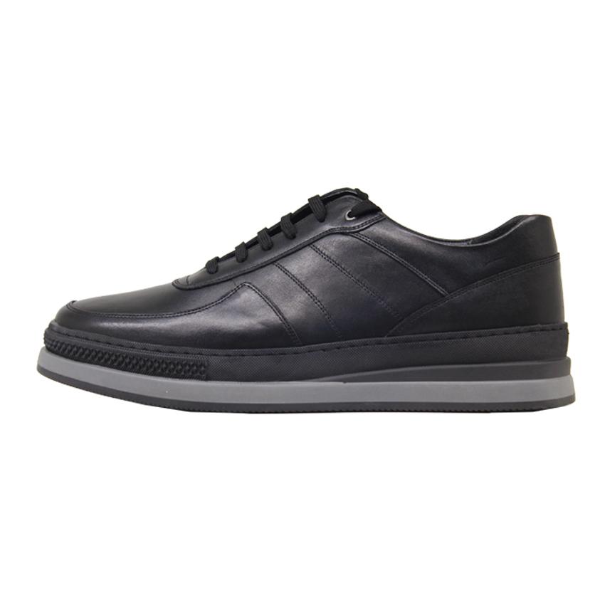 کفش روزمره مردانه چرم آرا مدل sh045