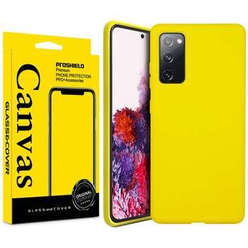 کاور کانواس مدل 3 SILICO مناسب برای گوشی موبایل سامسونگ Galaxy S20 FE